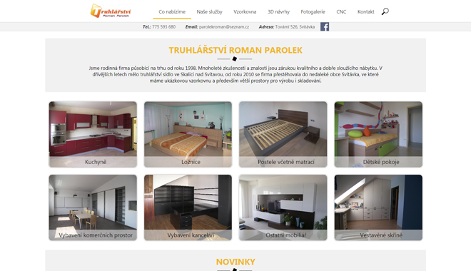 www.truhlarstvi-parolek.cz