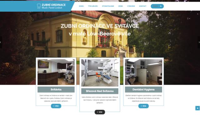 www.ordinace-loskot.cz